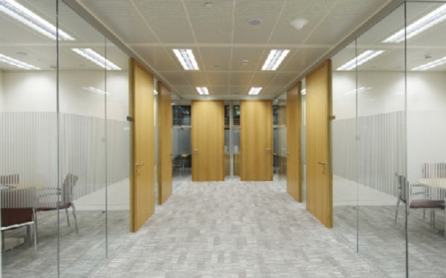Office refurb ShopFitting Installation Fit-Out complete