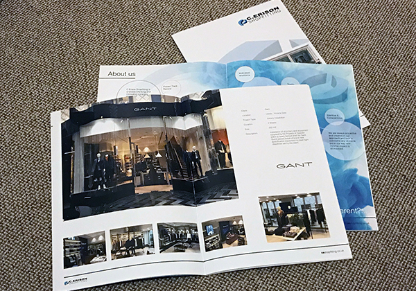 Shopfitting Brochure