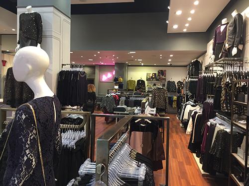 The Oasis Store Shopfit