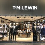 TM Lewin Store Shopfit
