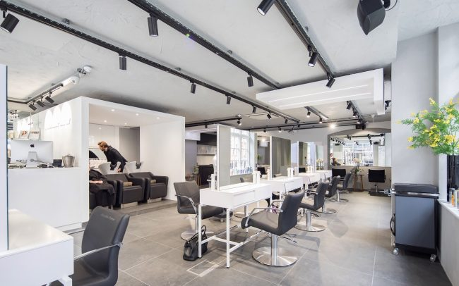 Shopfitting Salons Hairdressers