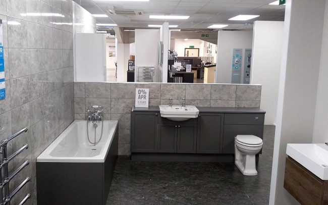 Commercial Kitchen Displays Installers