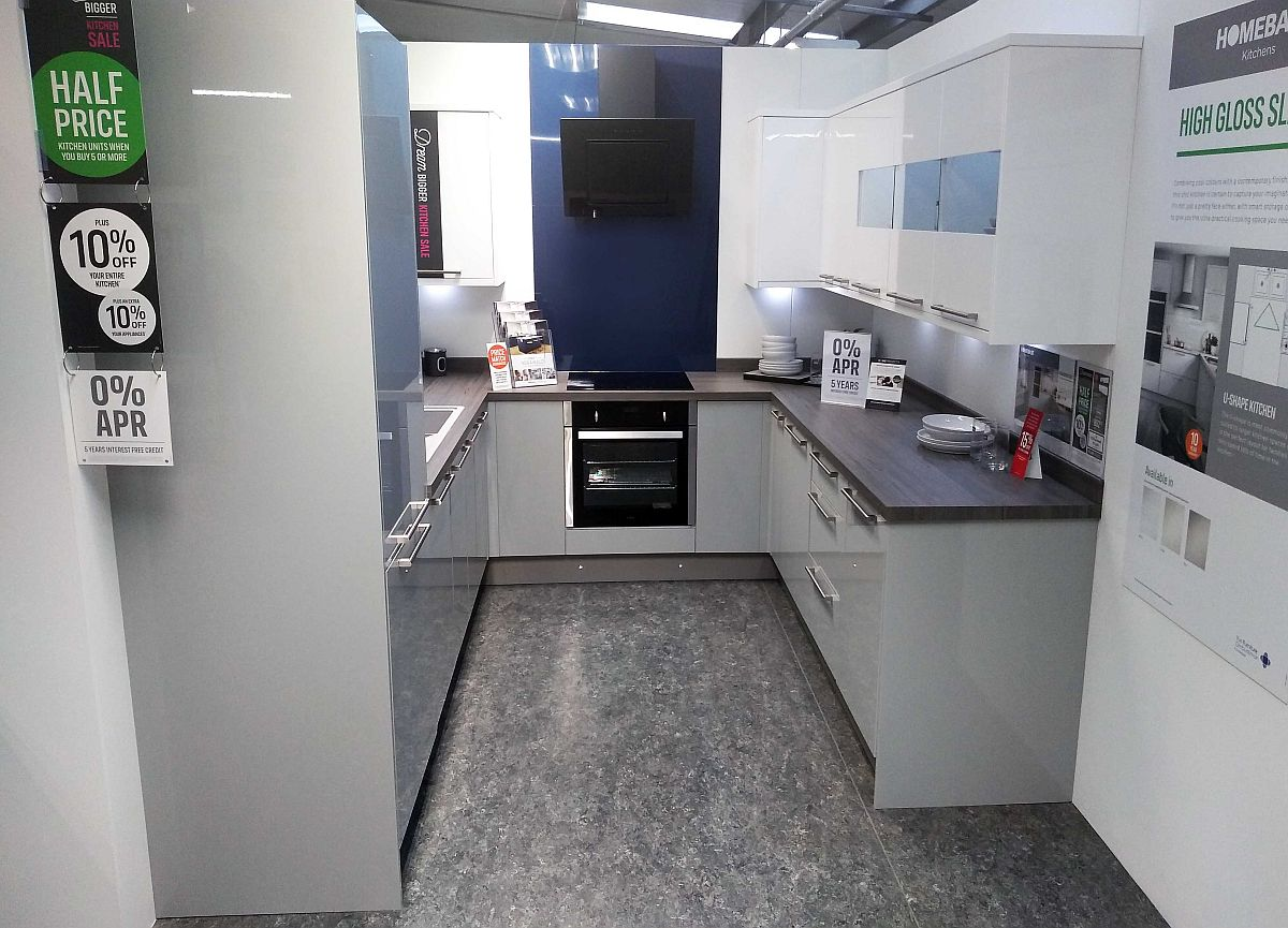 Kitchen Contract Fitters UK Homebase
